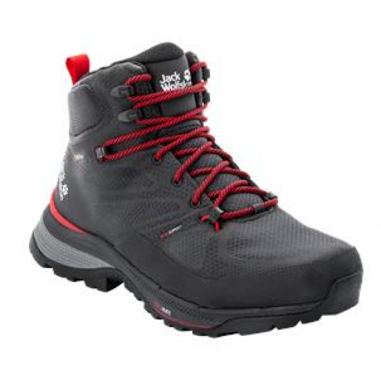 Mens Jack-Wolfskin Force Strike Mid