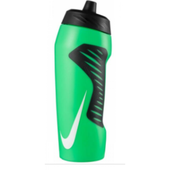 Nike Hyperfuel Water Bottle 24oz Green Spark/Black