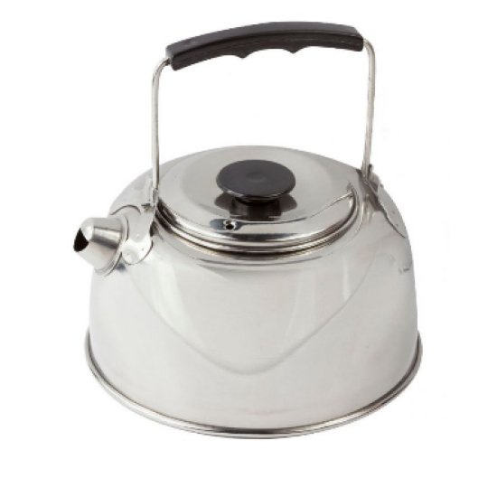 Regatta 1Ltr Steel Kettle RCE0856XE