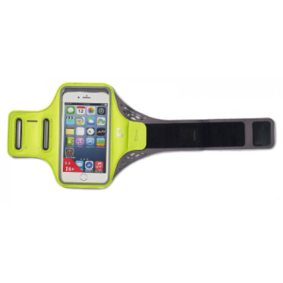 Ridgeway Phone Holder Armband Fluo Yellow UP6448R