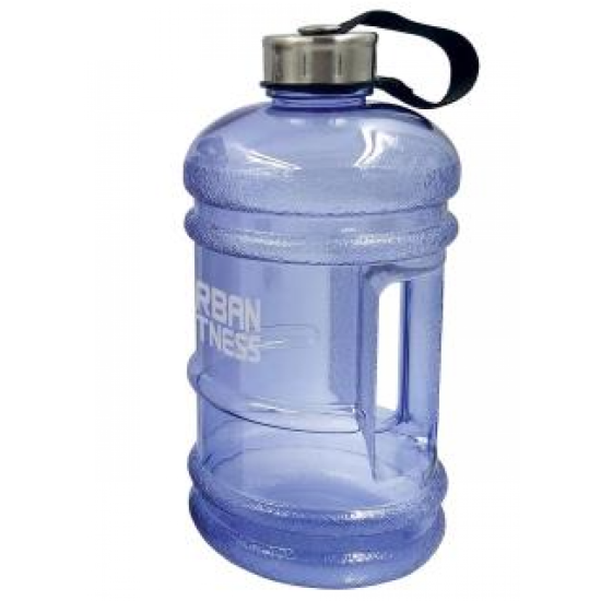 Urban Fitness Quench 2.2L Water Bottle Ocean Blue