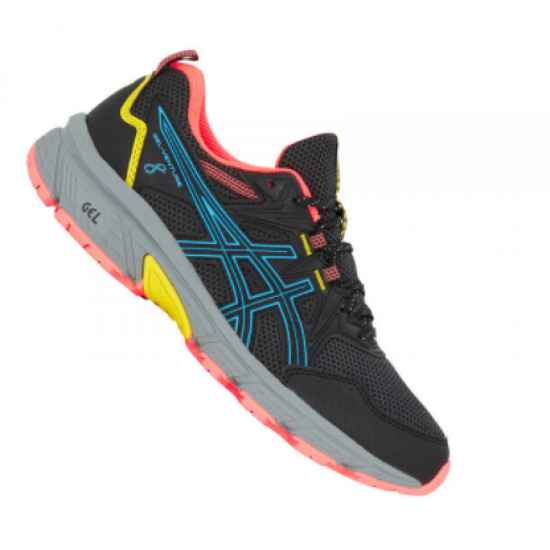 Wmns Asics Gel - Venture 8 Black/Digital Aqua